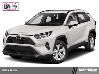 New 2021 Toyota RAV4 XLE SUV for sale in Pinellas Park