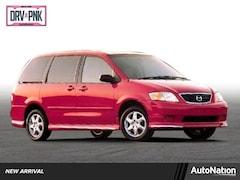 2000 Mazda MPV LX Van Passenger Van