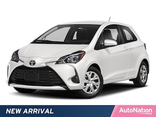 2018 Toyota Yaris 3-Door L Hatchback