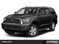 2019 Toyota Sequoia Platinum SUV