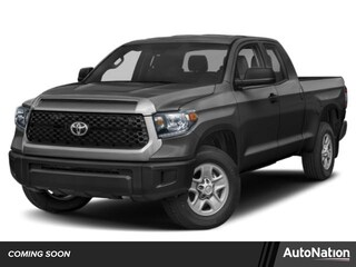 New 2019 Toyota Tundra SR 4.6L V8 Truck Double Cab