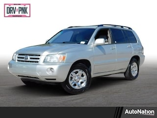 2006 Toyota Highlander Base w/3rd Row SUV