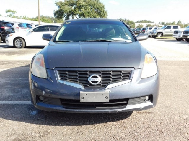 ... 2009 Nissan Altima 2.5 S Coupe ...