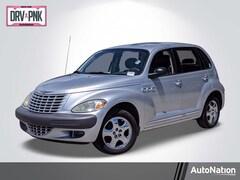 2002 Chrysler PT Cruiser Limited Edition SUV