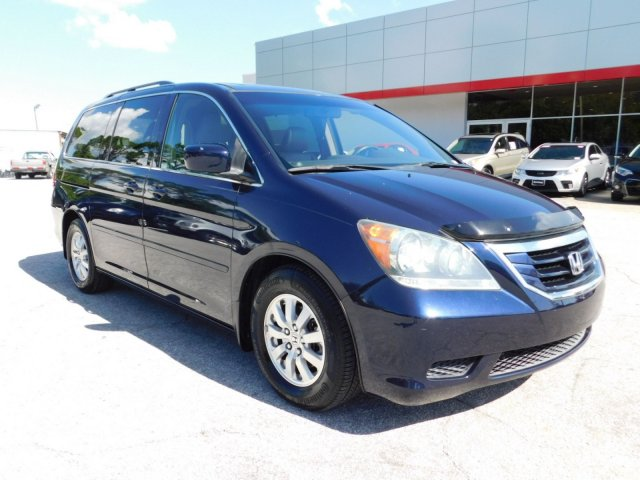 ... 2008 Honda Odyssey EX L Van ...