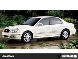 Used 2004 Hyundai Sonata Base Sedan for sale