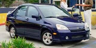 2003 Suzuki Aerio S Sedan