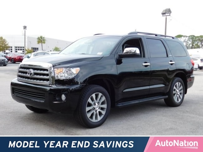 new 2017 toyota sequoia for sale pinellas park fl 5tdky5g19hs067556. Black Bedroom Furniture Sets. Home Design Ideas
