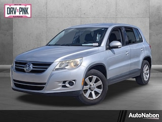 Used 2010 Volkswagen Tiguan S SUV for sale