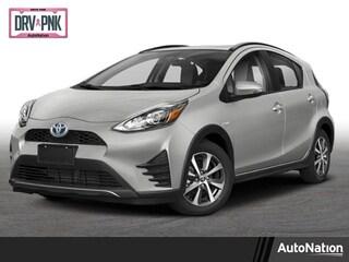 New 2019 Toyota Prius c L Hatchback