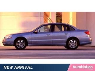 2003 Saturn L-Series L300 Sedan