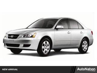Used 2007 Hyundai Sonata GLS Sedan for sale