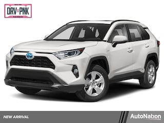 New 2021 Toyota RAV4 Hybrid LE SUV for sale in Pinellas Park