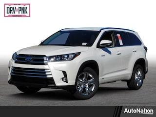 New 2019 Toyota Highlander Hybrid Limited V6 SUV for sale Philadelphia