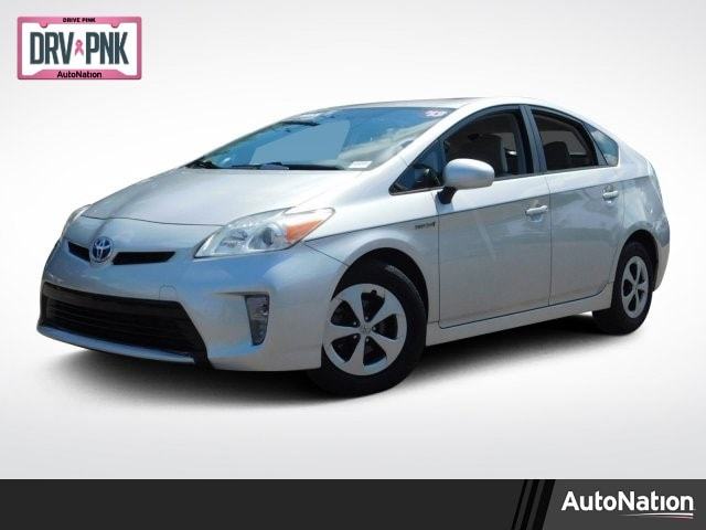 2013 Toyota Prius Two Hatchback