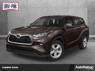 New 2021 Toyota Highlander L SUV for sale in Pinellas Park