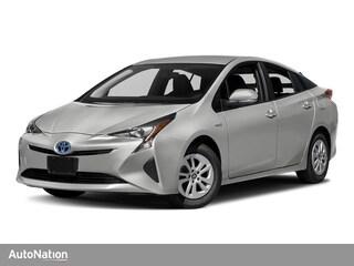 2018 Toyota Prius One Hatchback