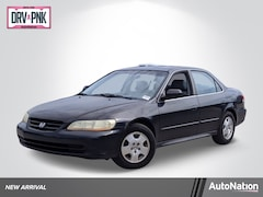 2001 Honda Accord 3.0 EX w/Leather Sedan
