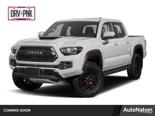 New 2019 Toyota Tacoma TRD Pro V6 Truck Double Cab
