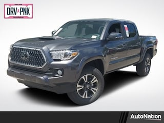 New 2019 Toyota Tacoma TRD Off Road V6 Truck Double Cab