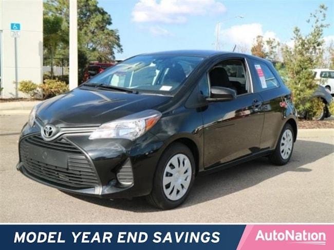 2017 Toyota Yaris 3-Door L Hatchback