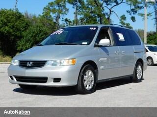 2003 Honda Odyssey EX-L w/DVD Entertainment System Van
