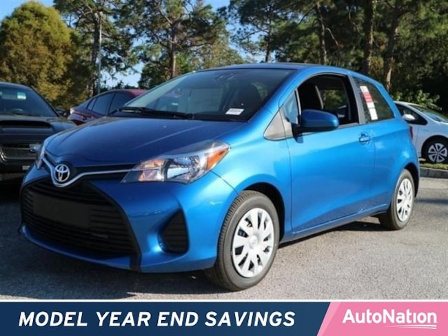 2017 Toyota Yaris 3-Door L Hatchback