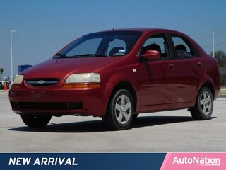 2005 Chevrolet Aveo Sedan