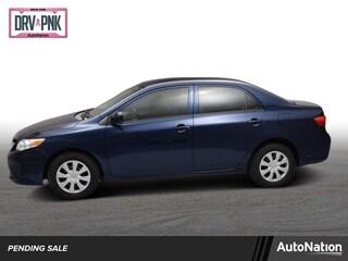 2013 Toyota Corolla L Automatic Sedan