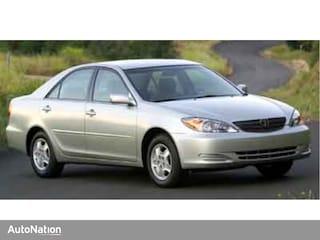 2002 Toyota Camry LE Sedan