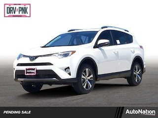 New 2018 Toyota RAV4 XLE SUV in Easton, MD