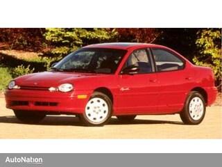 1998 Plymouth Neon Highline Sedan