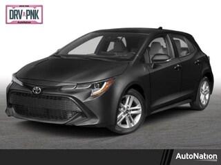 New 2019 Toyota Corolla Hatchback XSE Hatchback for sale Philadelphia