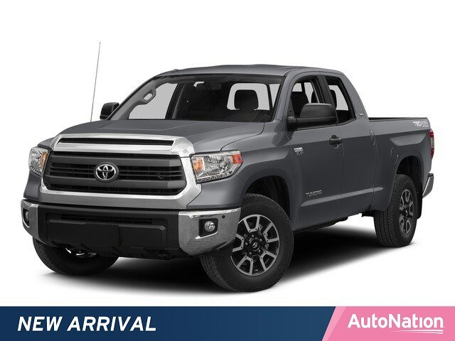 2015 Toyota Tundra SR5 4.6L V8 Truck Double Cab