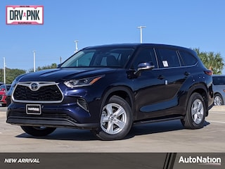 New 2021 Toyota Highlander L SUV for sale