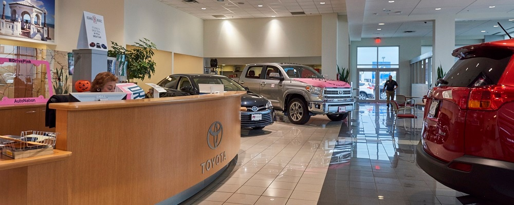 Financing Your New Toyota Vehicle In Corpus Christi