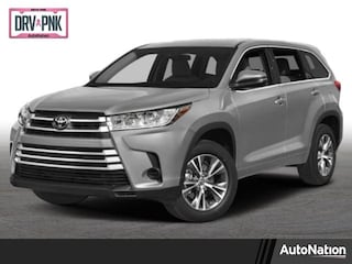 New 2019 Toyota Highlander LE I4 SUV for sale Philadelphia