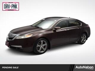 2011 Acura TL 3.5 w/Technology Package (A5) Sedan