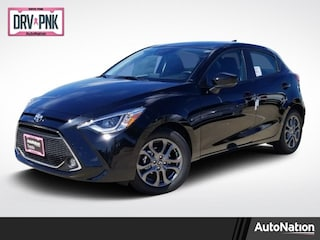 New 2020 Toyota Yaris XLE Hatchback
