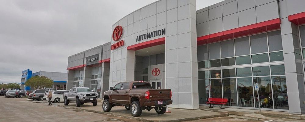 Autonation Corpus Christi >> Toyota Dealership Near Me In Corpus Christi | AutoNation ...
