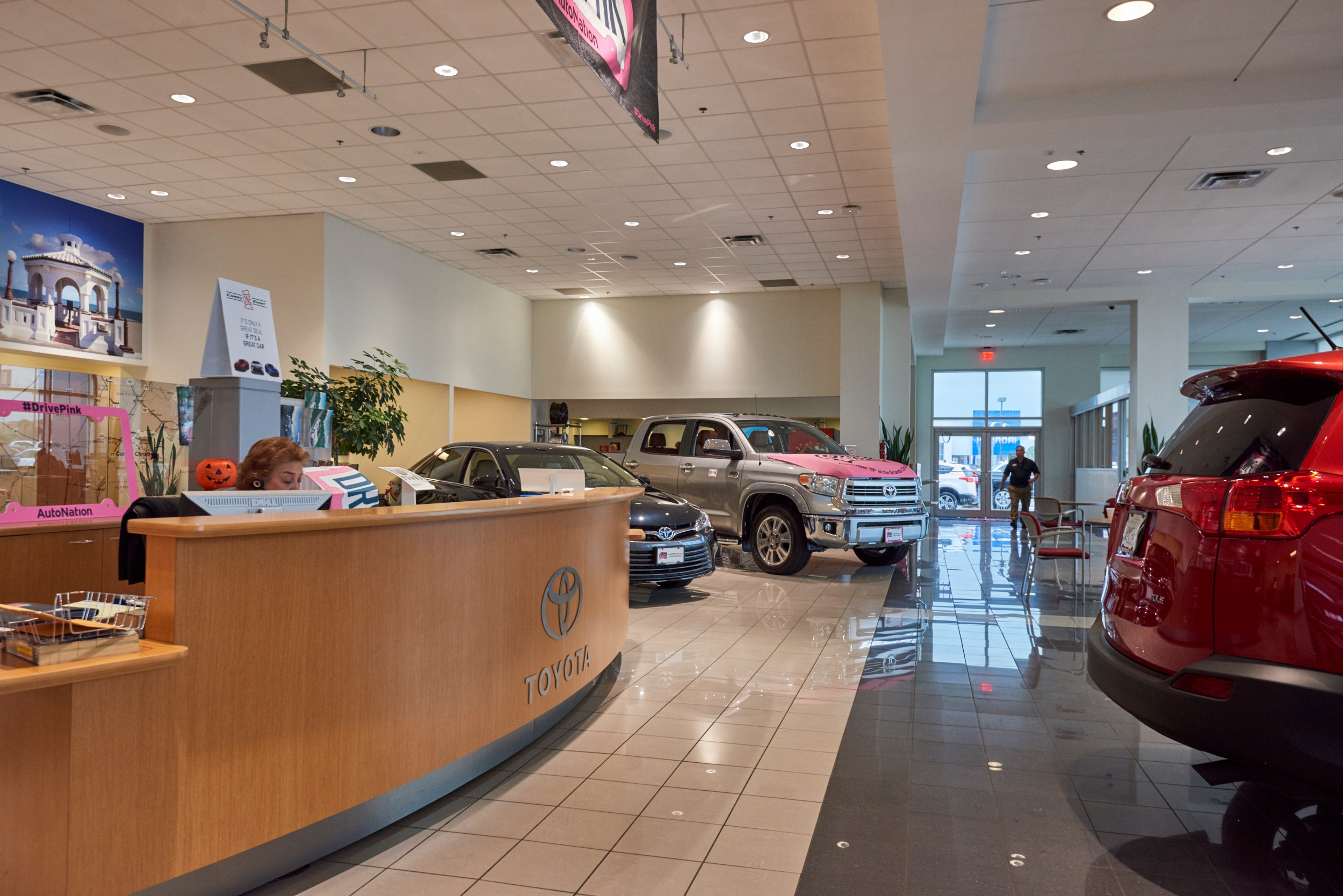 serving maintenance department weatherford today service dealer worth of tx auto visit fort for vehicle toyota