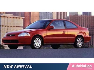 1997 Honda Civic EX Coupe