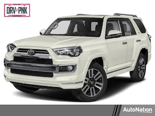 New 2020 Toyota 4Runner Limited SUV for sale