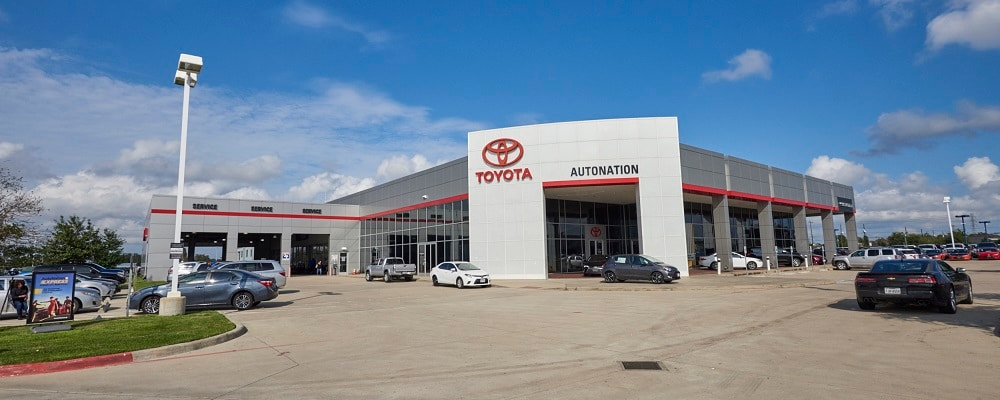 Toyota Dealership Near Me In Houston | AutoNation Toyota ...