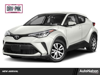 New 2021 Toyota C-HR LE SUV for sale in Houston
