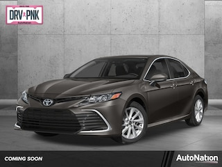 New 2022 Toyota Camry LE Sedan for sale in Houston