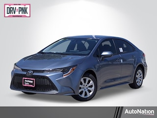 New 2021 Toyota Corolla LE Sedan for sale in Houston