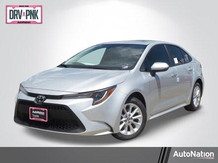 2020 Toyota Corolla LE Sedan