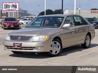 2003 Toyota Avalon XLS w/Bench Seats Sedan