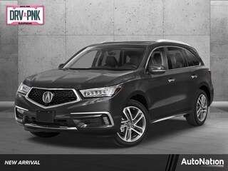 2018 Acura MDX V6 with Advance & Entertainment Packages SUV